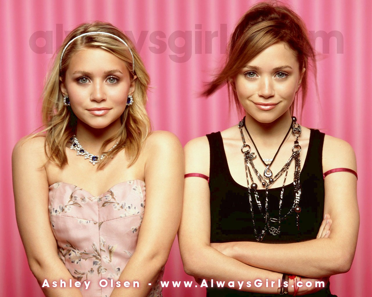 Olsen Twins Wallpapers list 1280x1024