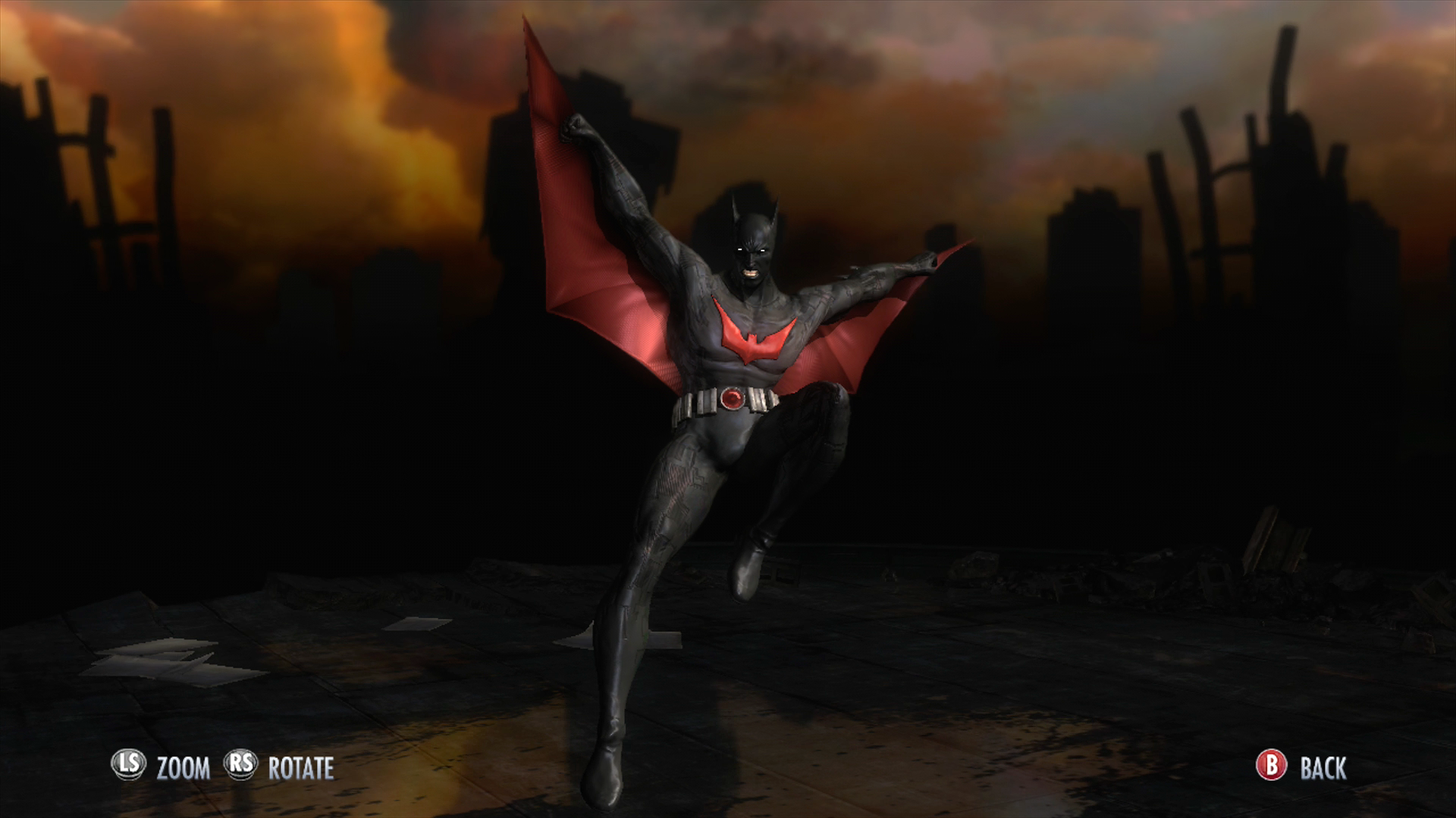 Video Game   Injustice Gods Among Us Wallpaper 1920x1080