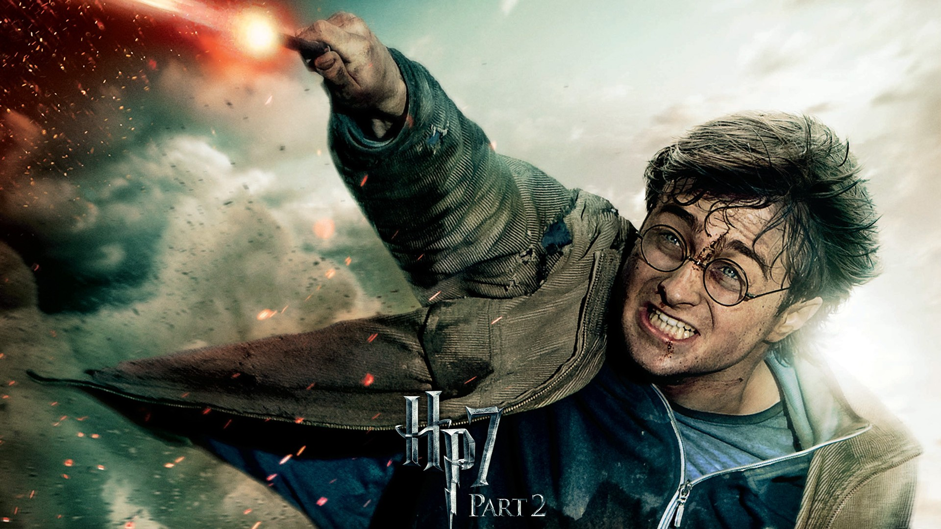 Harry Potter 7 HD movie Wallpaper High Quality WallpapersWallpaper 1920x1080