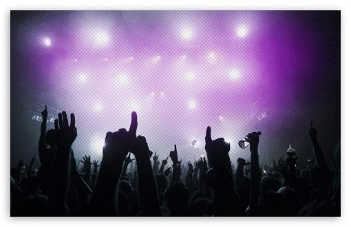 Concert wallpaper 510x330