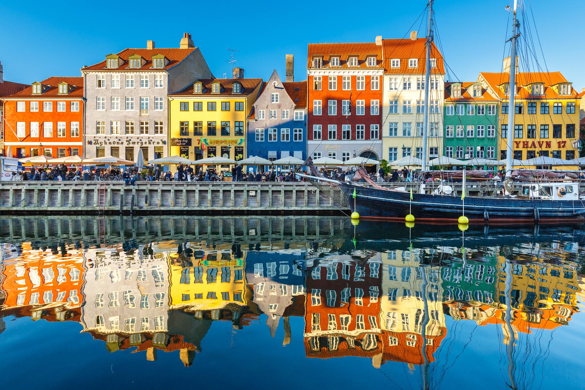 Copenhagen Denmark HD Wallpaper Background Image 2048x1365 2048x1365