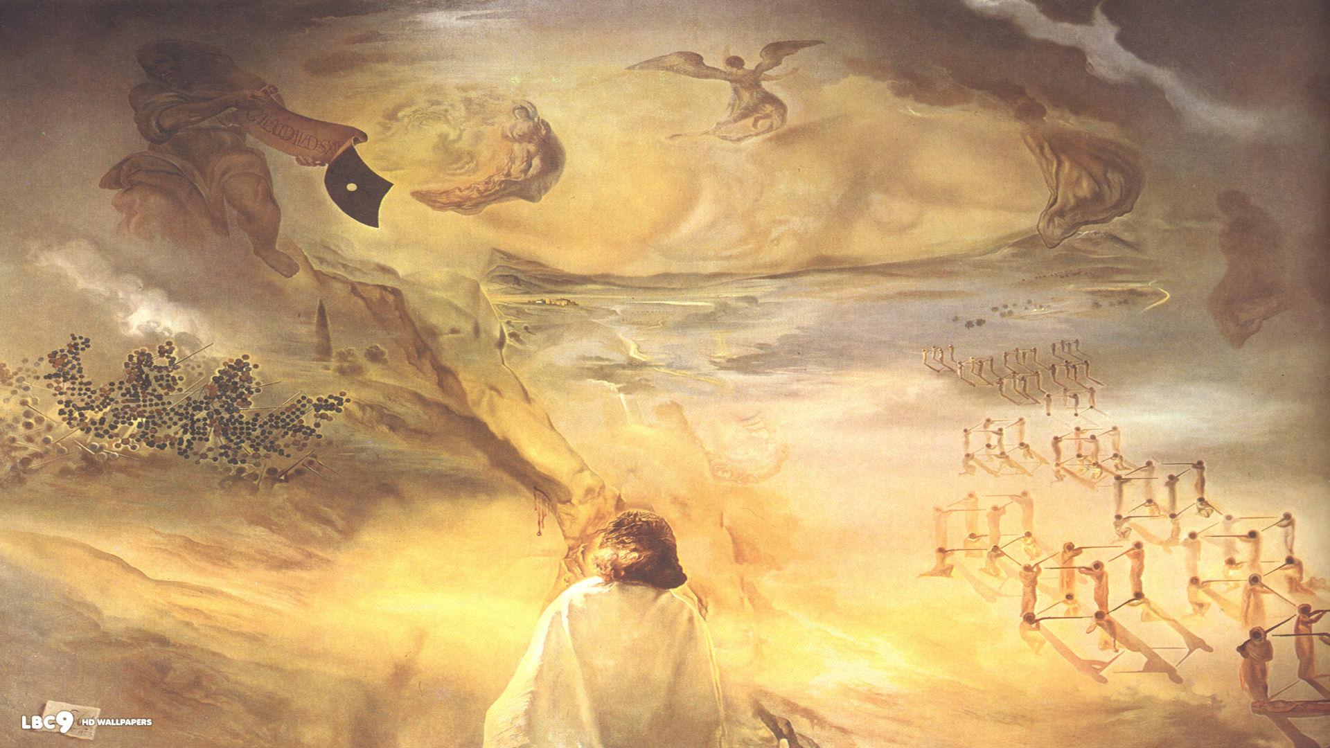 Free Download Salvador Dali Wallpaper 1438 Paintings Hd