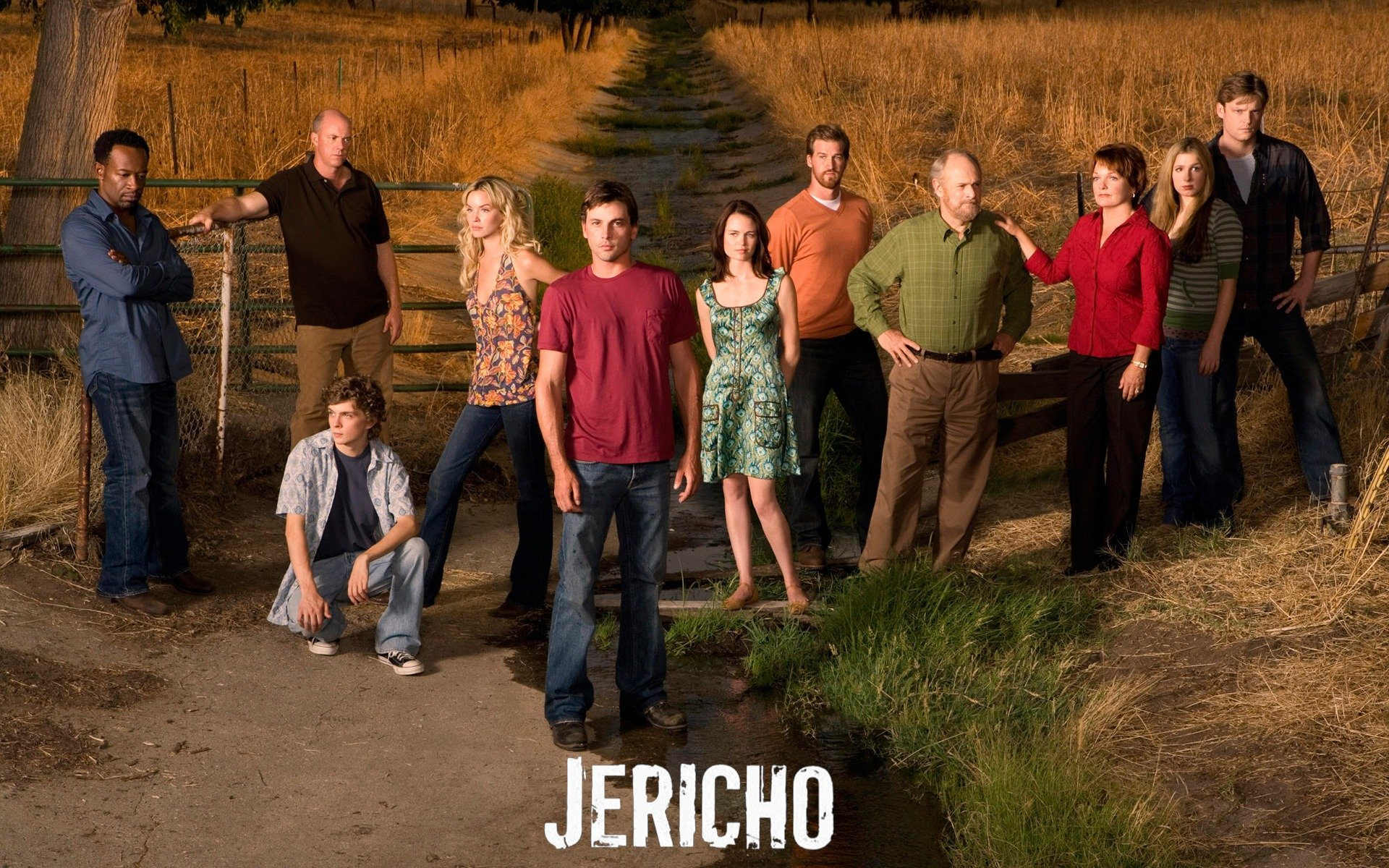 Jericho Wallpaper Jericho Movies Wallpapers in jpg format for 1920x1200