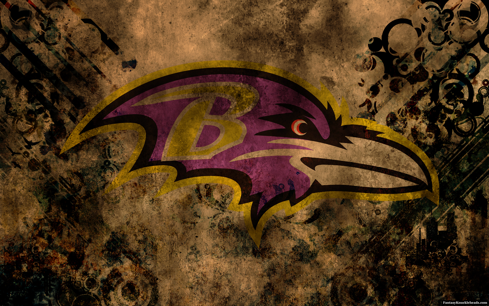 Baltimore Ravens wallpaper Baltimore Ravens wallpapers 1680x1050