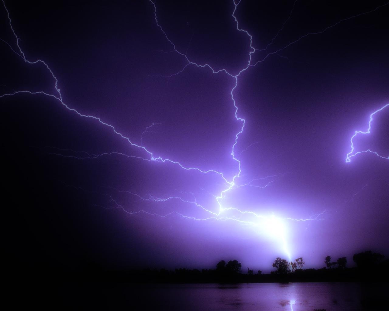 Lightning Bolts Wallpaper Lightning Bolts Wallpaper 1280x1024