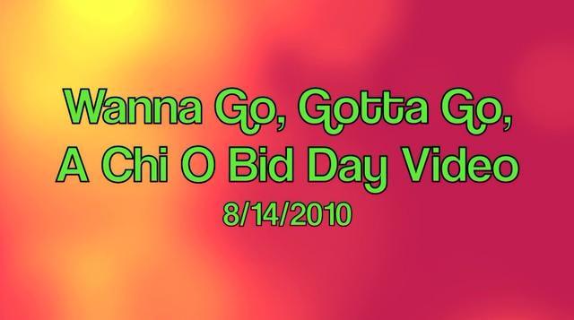 Alpha And Omega Desktop Wallpaper Alpha Chi Omega Bid Day Video 640x357