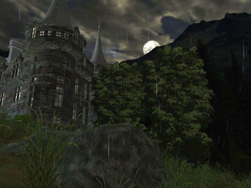 Dark Castle 3D Screensaver 11 download for Windows 8 windows 7 800x600