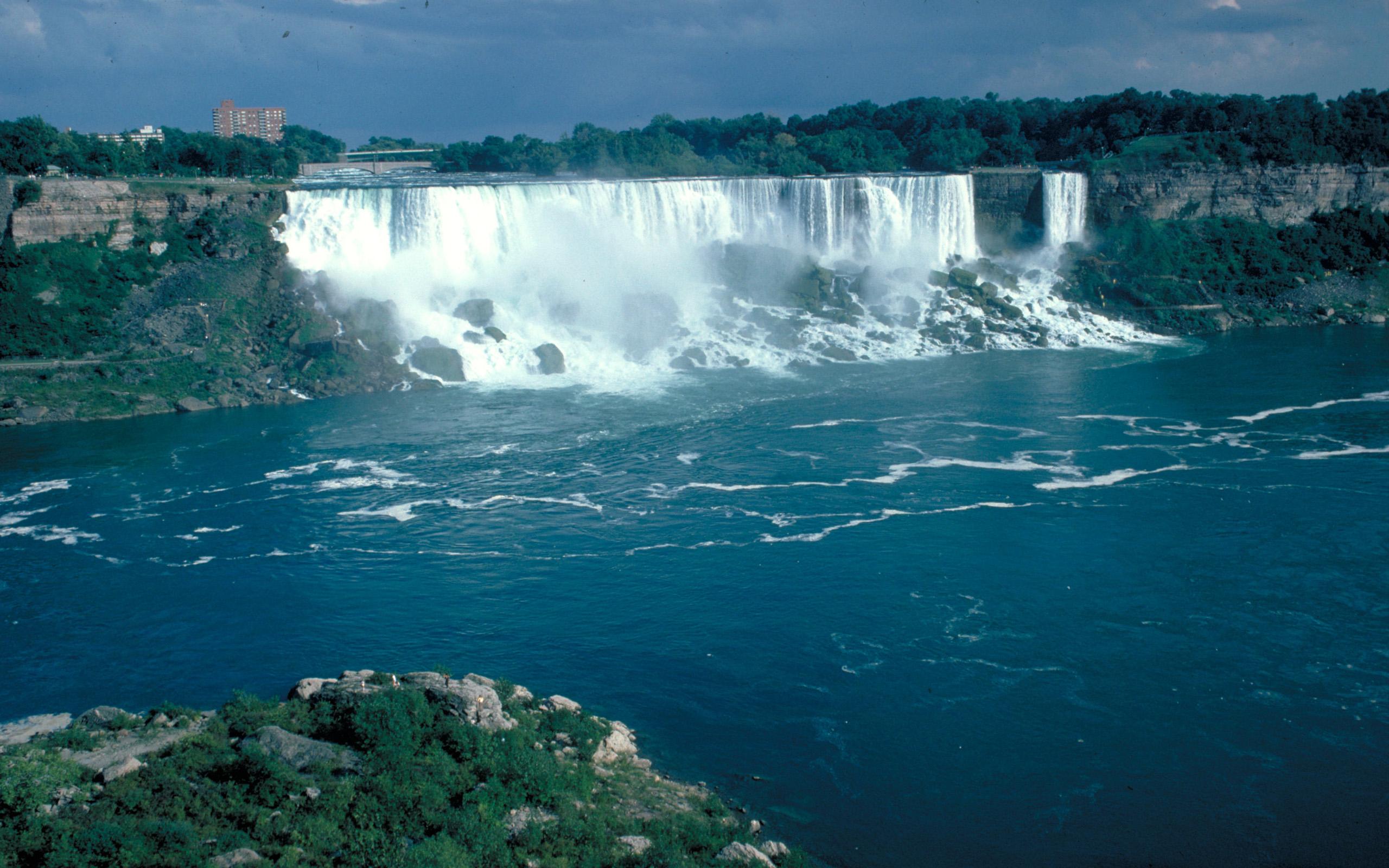 Free Download Niagara Falls Wallpaper For 2560x1600 For