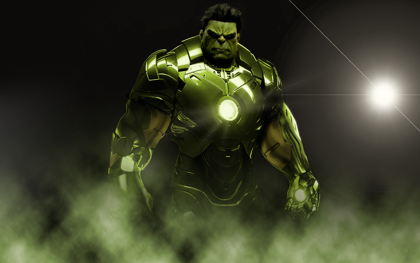 Iron Hulk Wallpaper and Background Image 1440x900 ID347896 1440x900