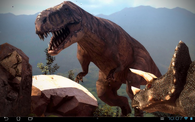 Dinosaurs 3D Pro live wallpaper   Android Forums at AndroidCentralcom 640x400