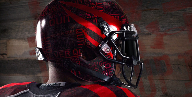 Under Armour Football Wallpaper Hd Uniforms from under armour 640x325