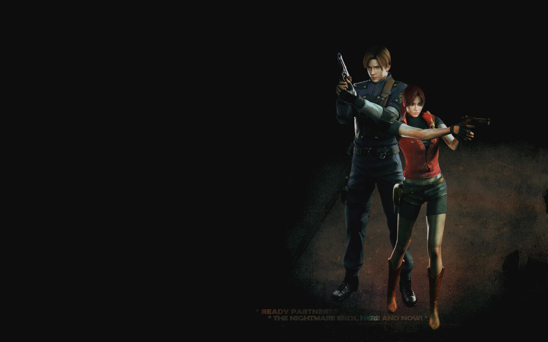 48 Resident Evil 2 Wallpapers On Wallpapersafari