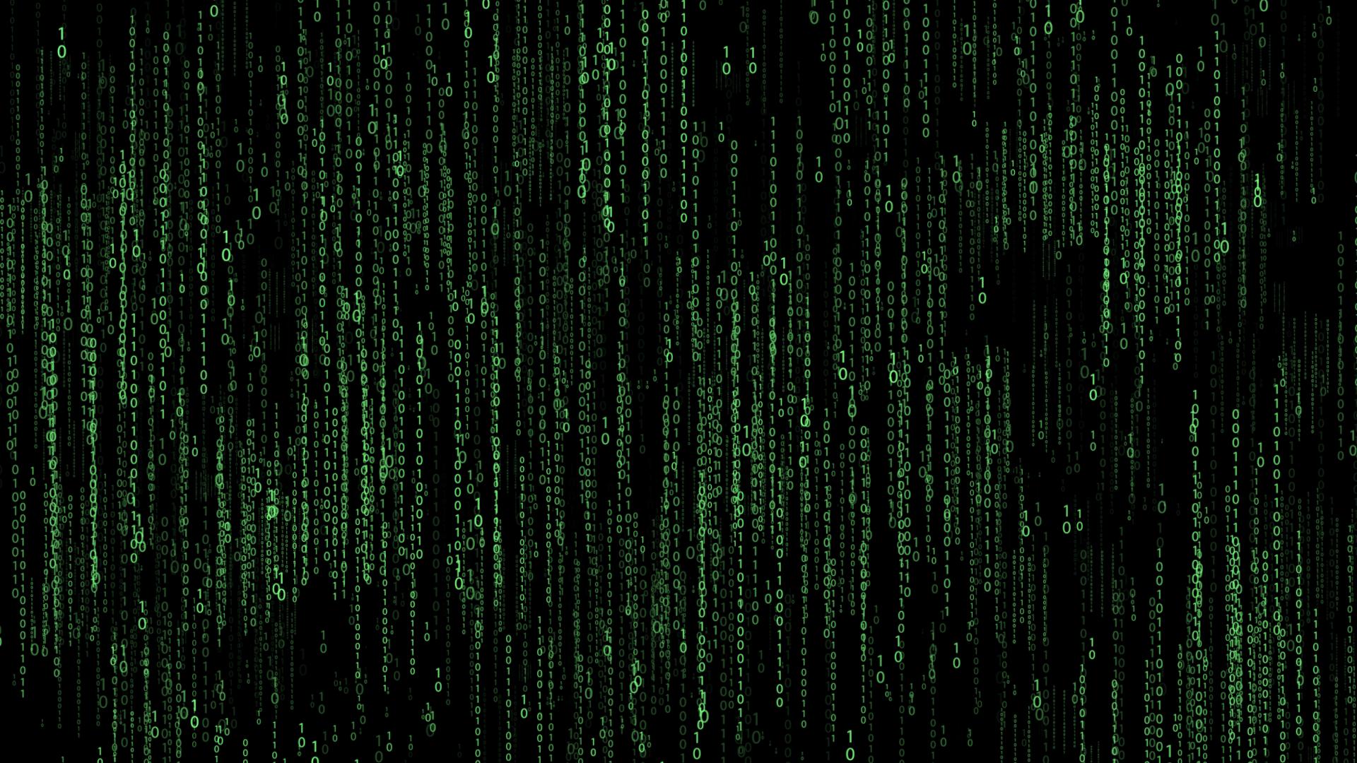 Binary Code Wallpaper HD 1920x1080