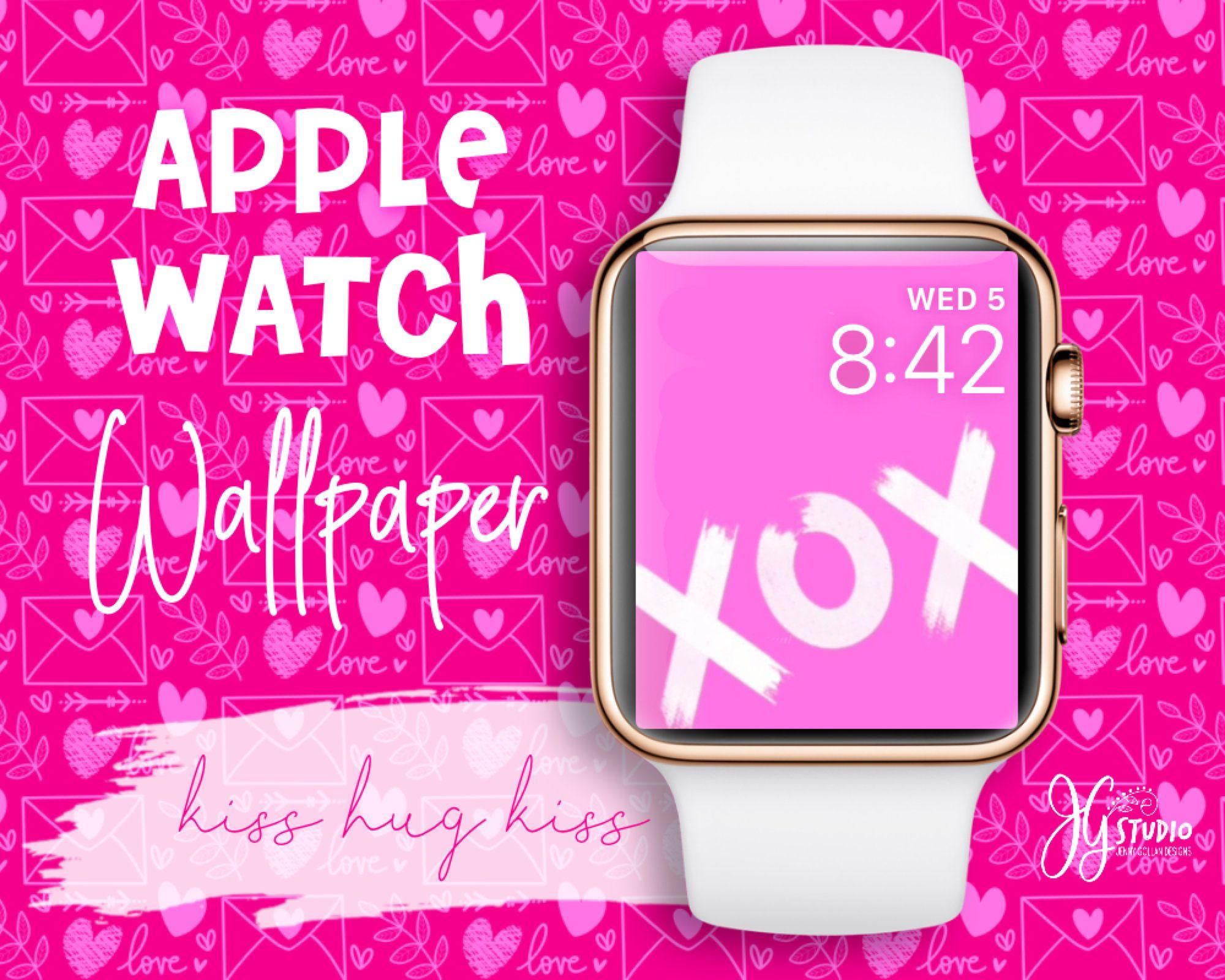 Apple Watch Wallpaper Kiss Hug Kiss Valentine Apple Watch Face 2000x1600