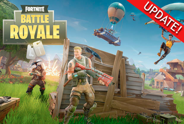 Free Download Fortnite Battle Royale Update 172 Patch Notes