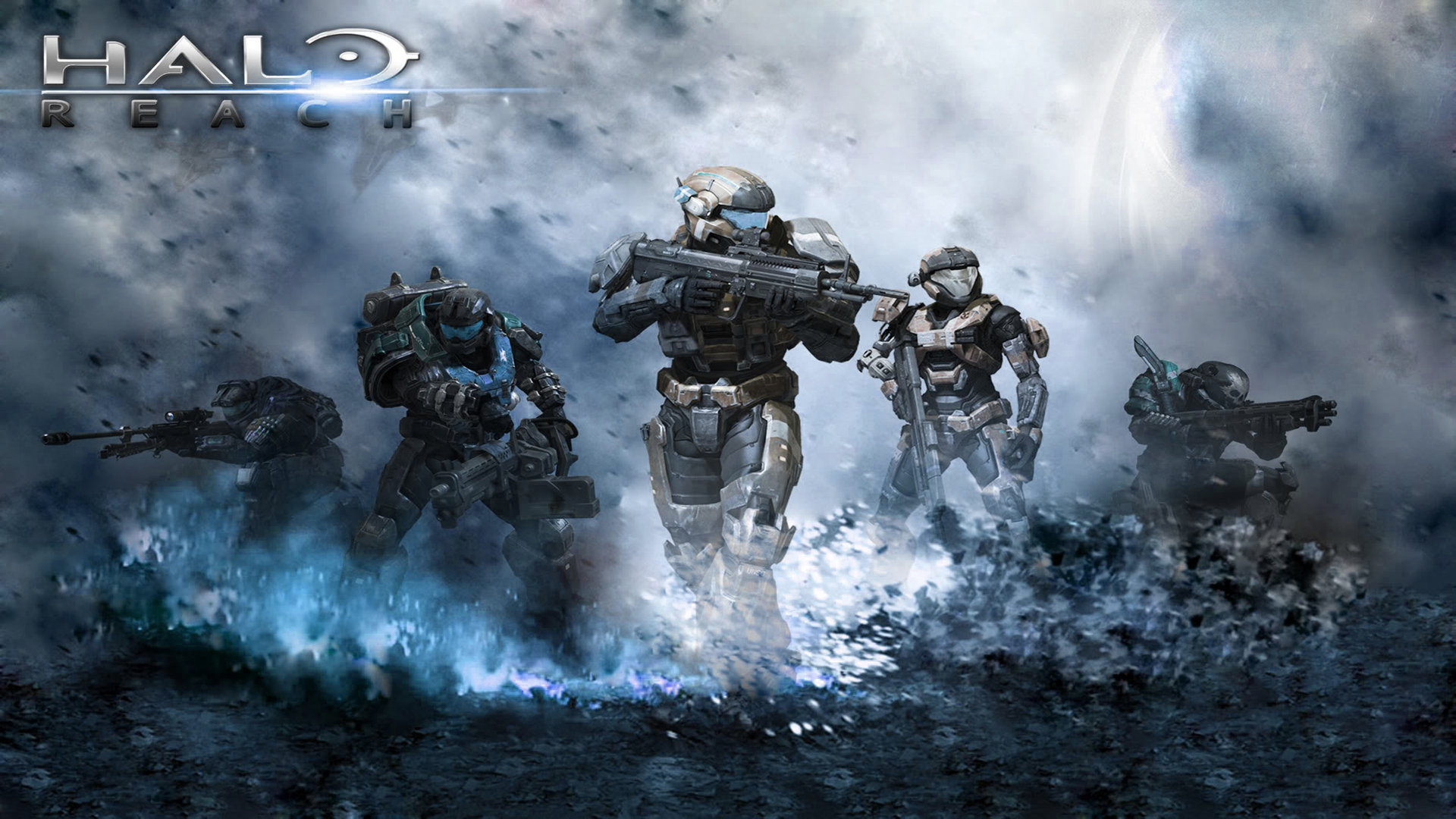 Halo Wallpaper HD download 1920x1080