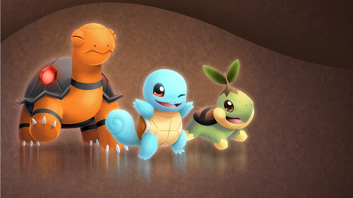 Pokemon Wallpaper 1366x768 Pokemon 1366x768