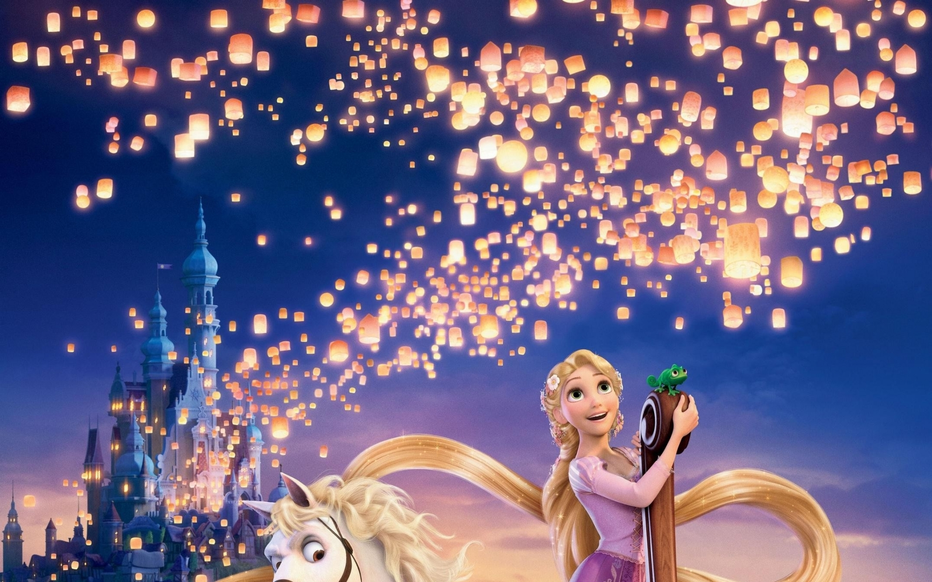 Download Disney Tangled Wallpapers 1920x1200