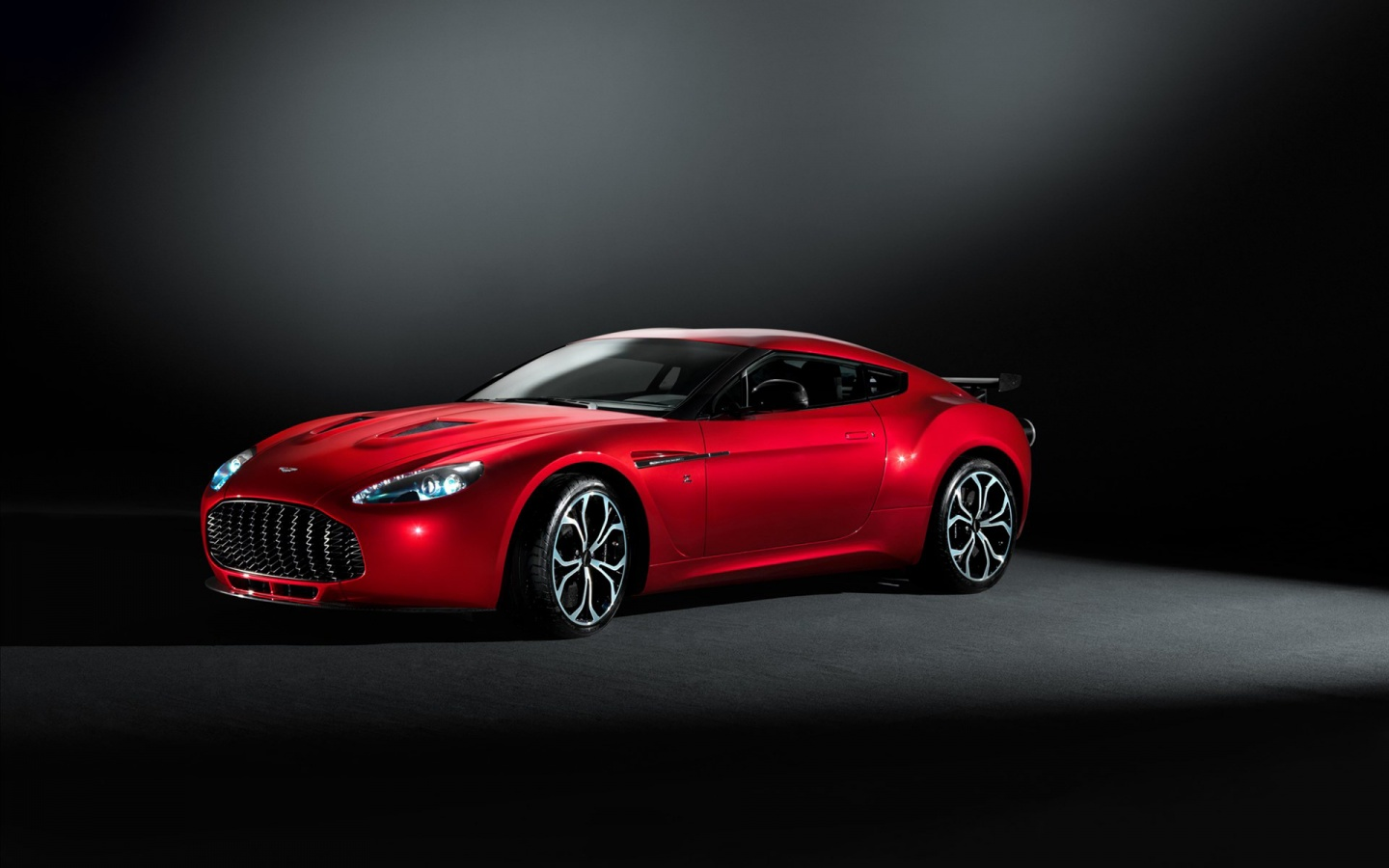 2013 Aston Martin V12 Zagato Wallpapers HD Wallpapers 1440x900