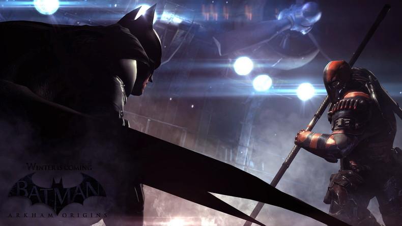 Batman Arkham Origins Wallpapers Batman vs Deathstroke 790x444