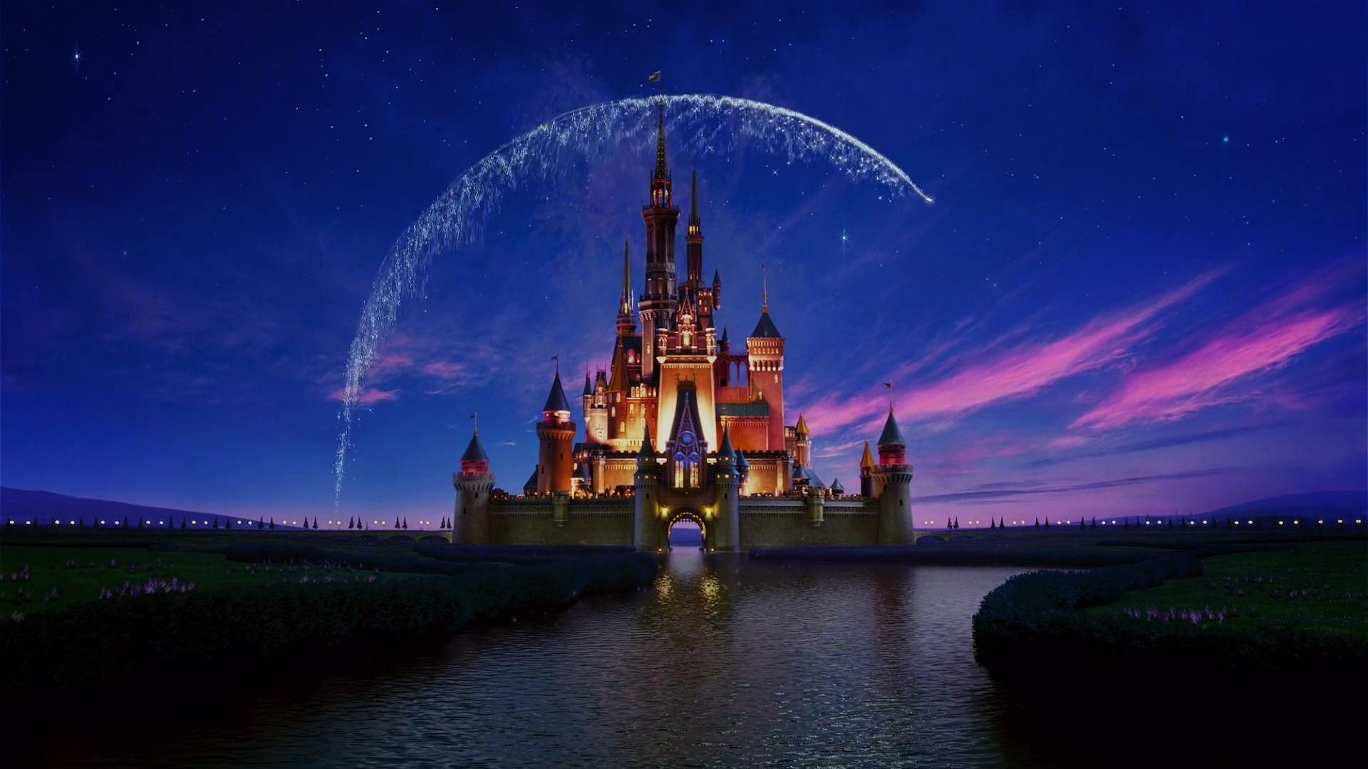disney castle logo wallpaper Discount Hopper Tickets 1920x1080