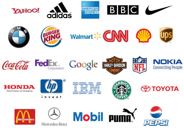 Famous Logos Logo Wallpaper 770x537