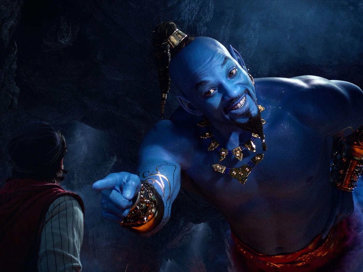 Will Smiths Aladdin Genie Is Already a Meme WIRED 1400x1050