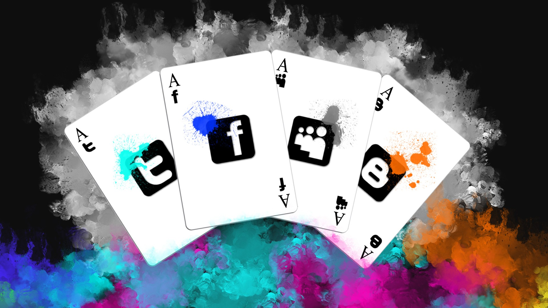 Aces Wallpapers Social Network Aces Myspace Backgrounds Social 1920x1080