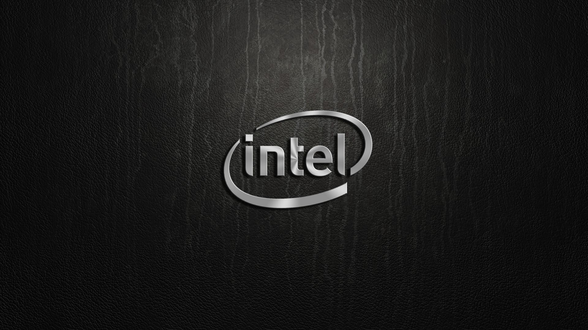 Intel logo Wallpaper 10096 1920x1080