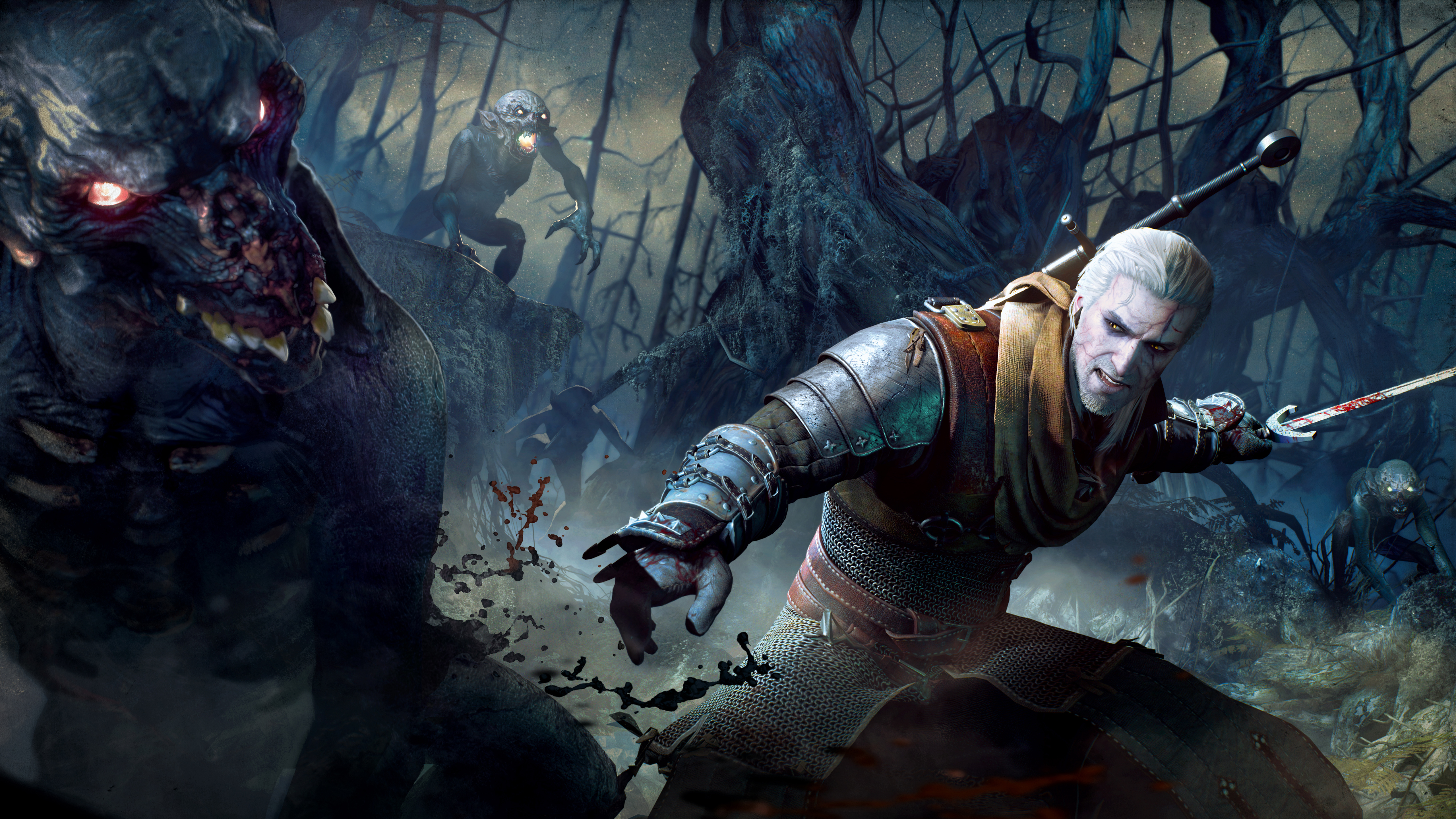 Free Download The Witcher 3 Wild Hunt 4k 5k Wallpapers Hd