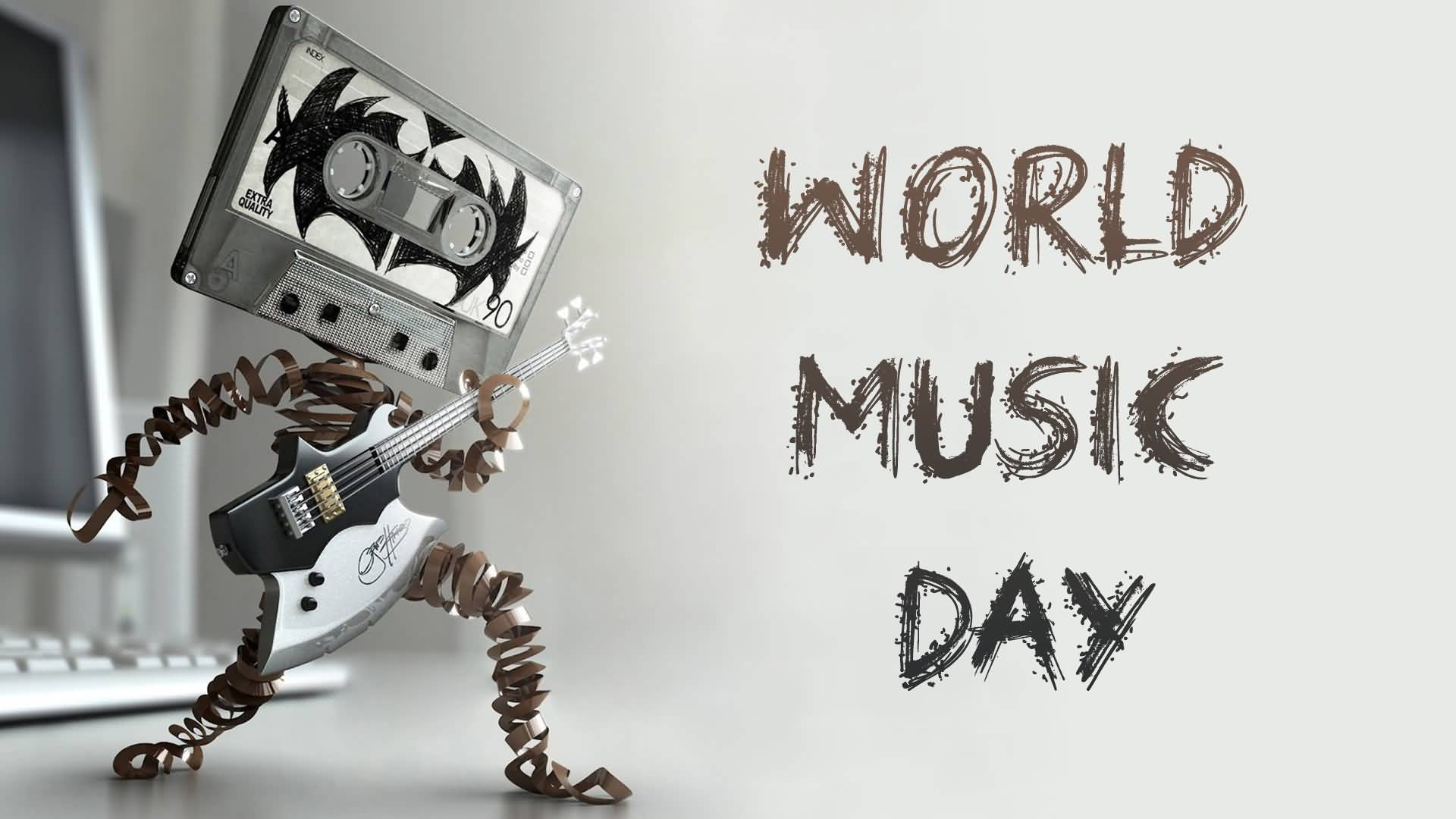 World Music Day HD Wallpapers 1920x1080