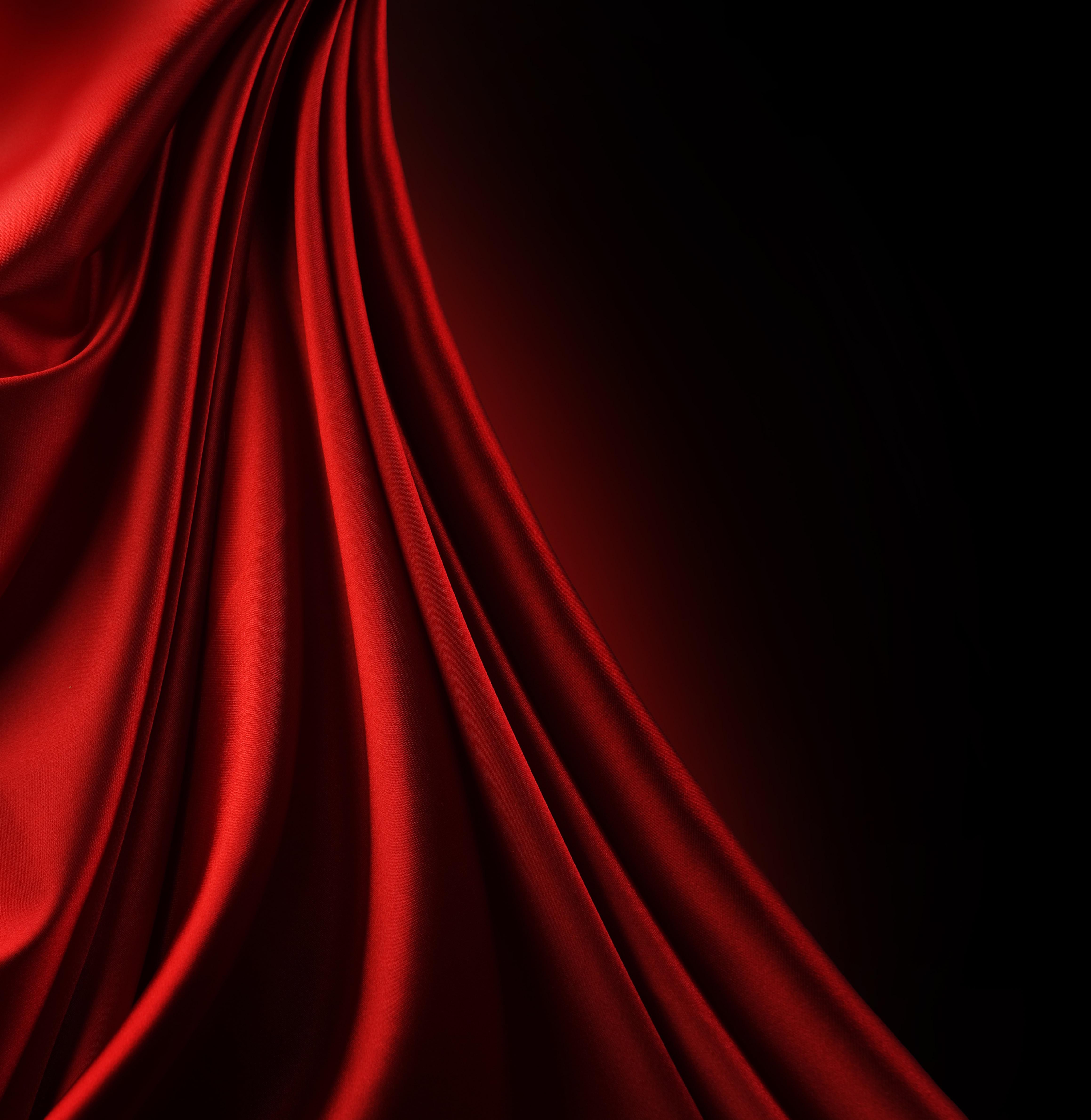 Red Satin Wallpaper 4635x4760