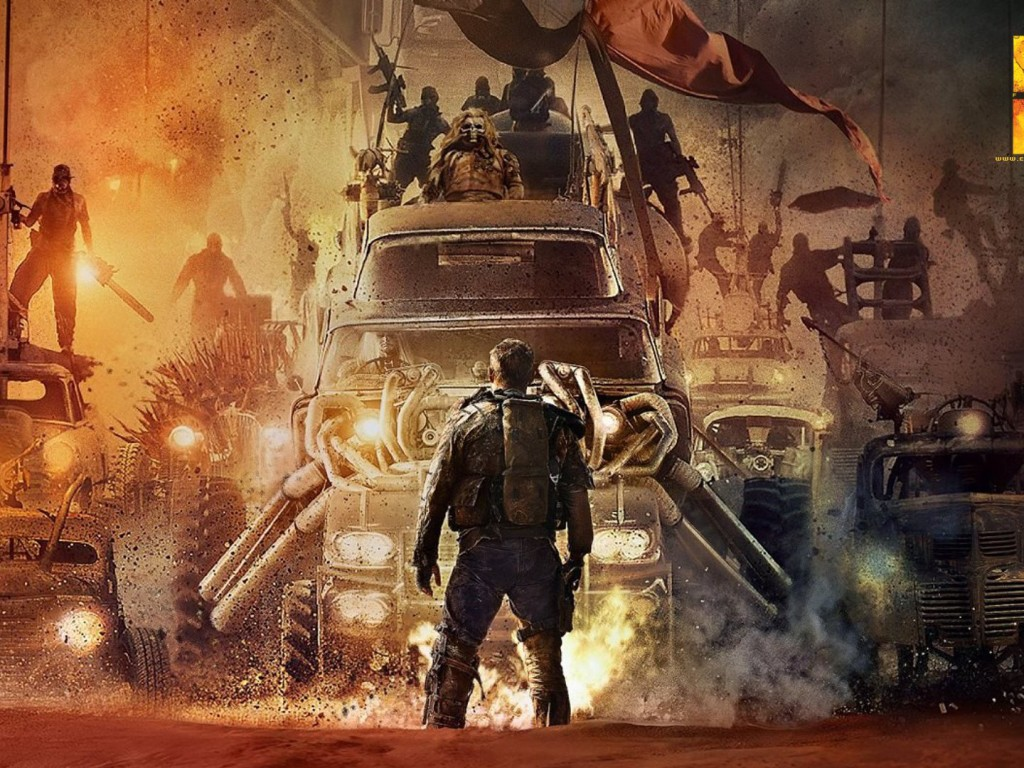 Mad Max Fury Road Movie HD Wallpaper 2700 1024x768