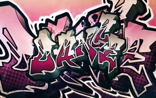 Best Of The Best Graffiti 27 Cool Galaxy 3D Graffiti Wallpapers 500x313