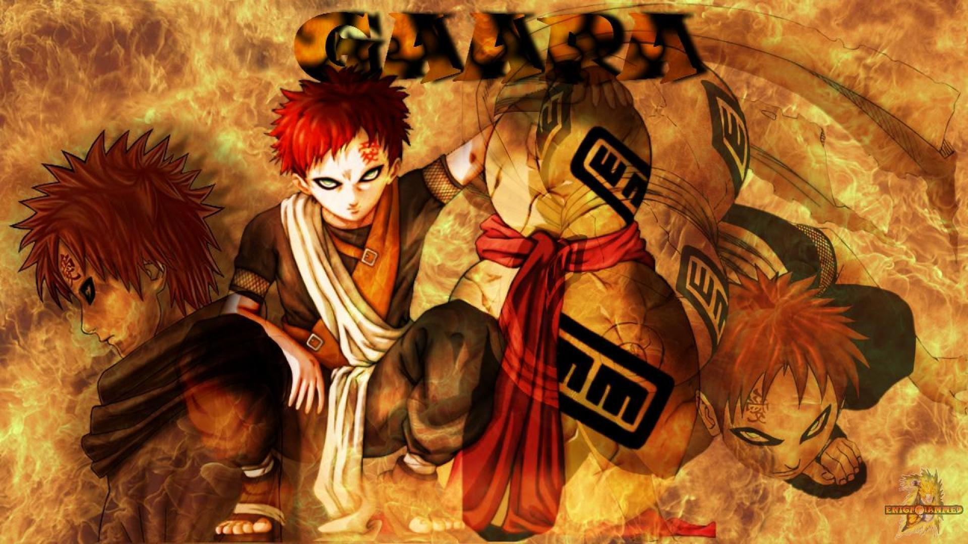 Gaara Wallpapers 1920x1080