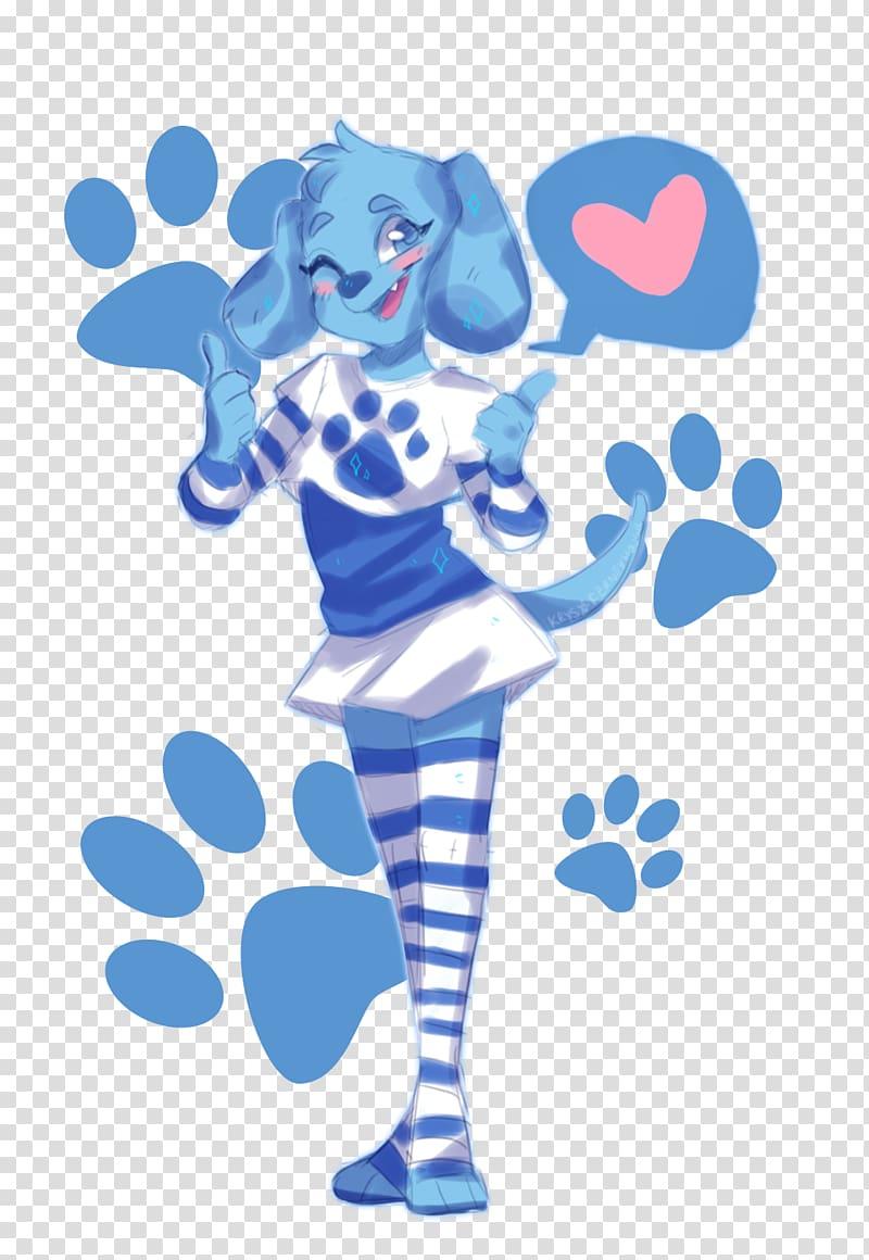 Drawing Furry fandom Art Blues Clues transparent background PNG 800x1160