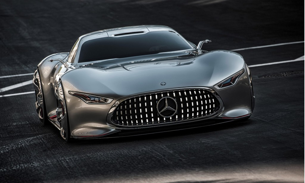 Mercedes Benz Amg Vision Gran Turismo 6 2015 Best Auto 1024x615
