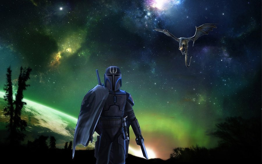 mandalorian hd wallpaper wallpapersafari