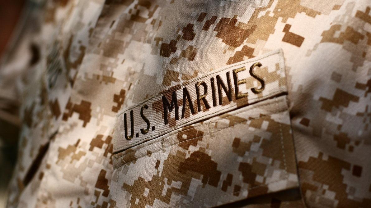 marine corps logo hd wallpaper background hd wallpaper for desktop 1192x670