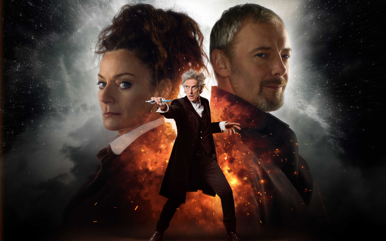 Doctor Who John Simm Peter Capaldi Twelfth Doctor Michelle 2880x1800