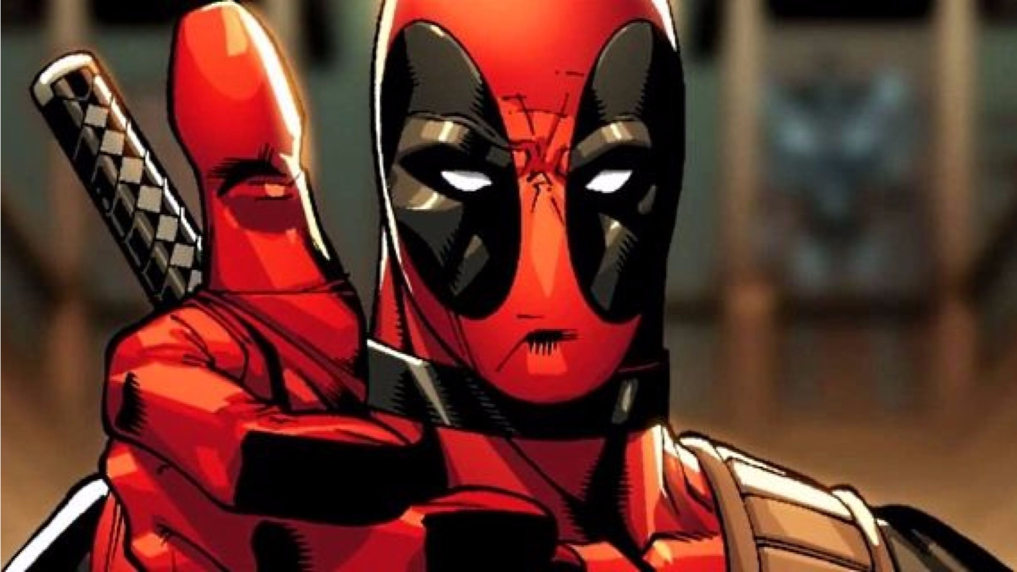 Free Download Kids Cartoon Deadpool Movie 4k Wallpaper 4k