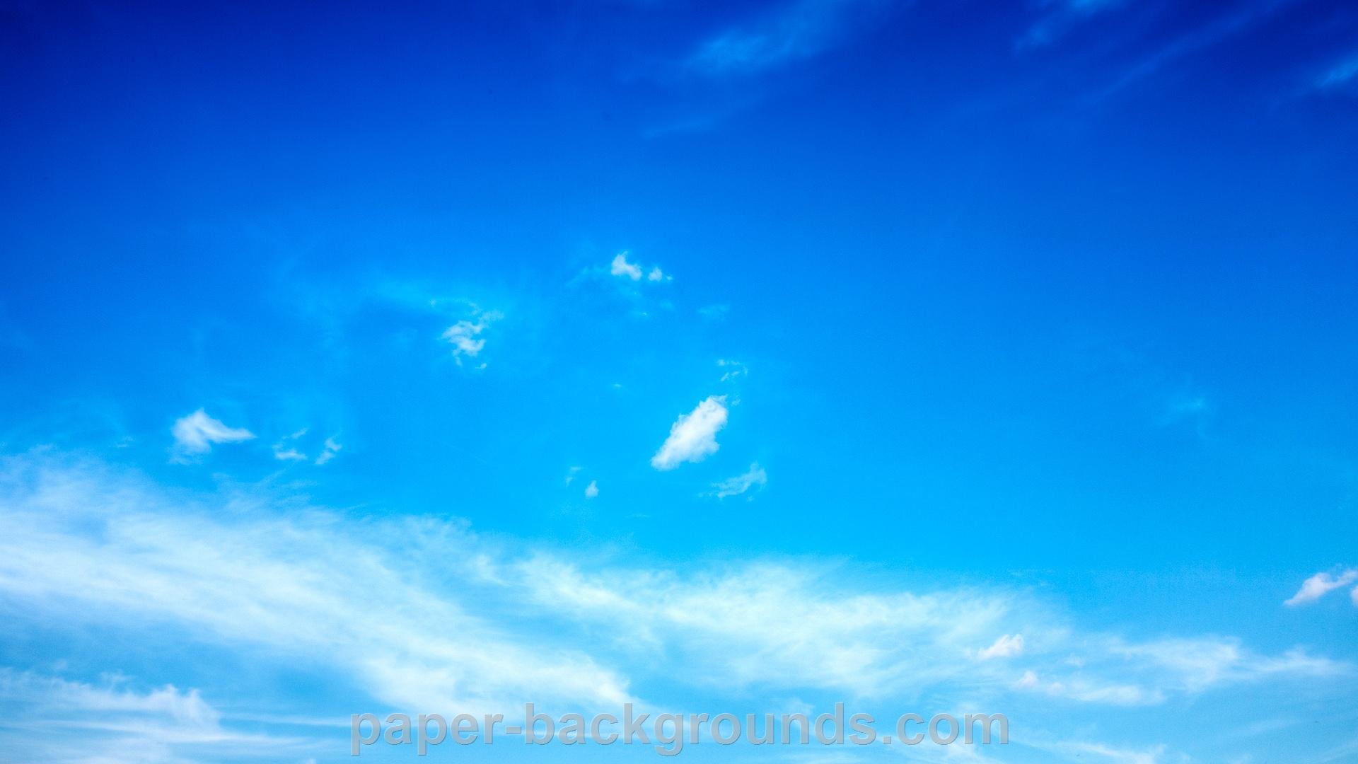 Blue Sky Background wallpaper 176918 1920x1080