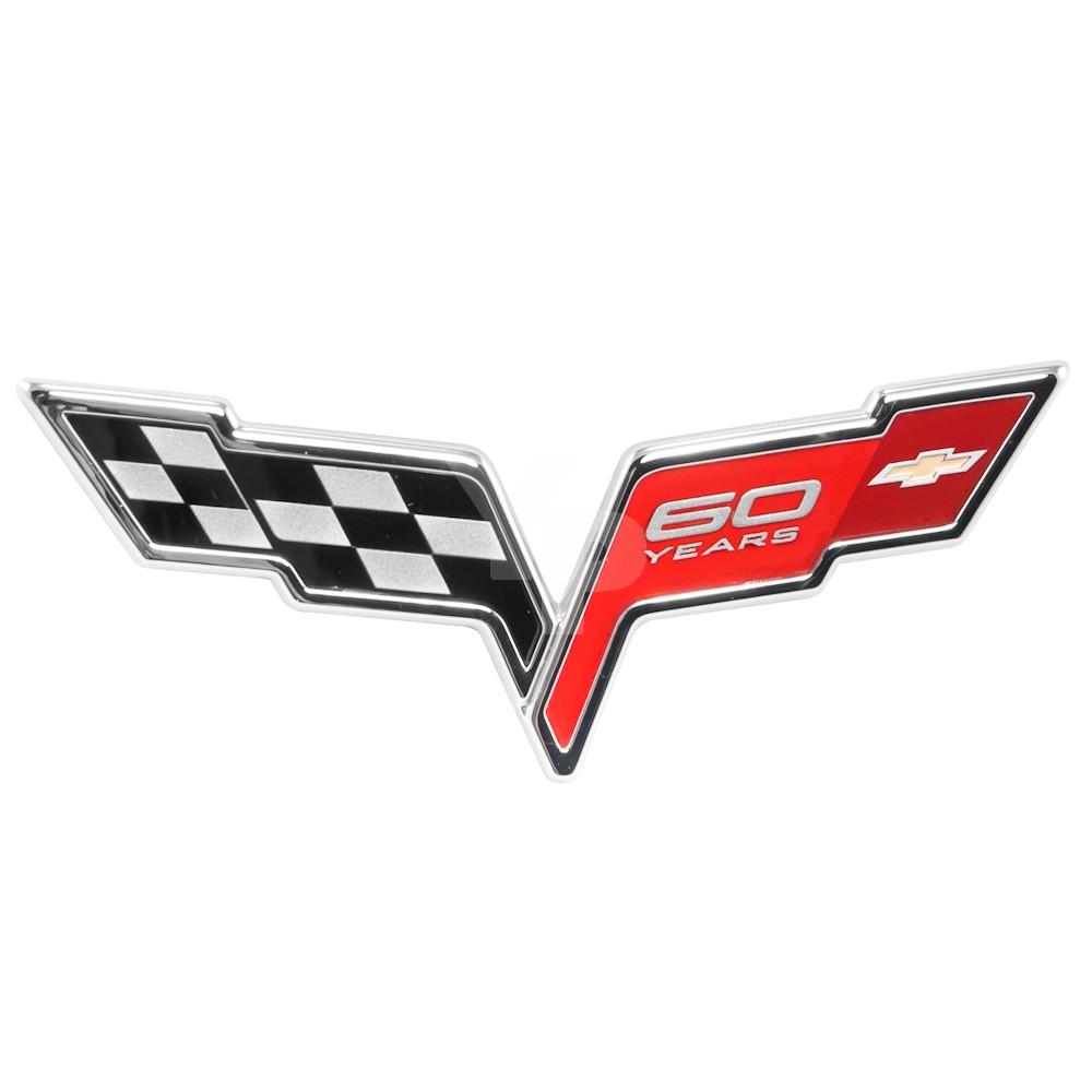 c6 corvette emblems 1000x1000