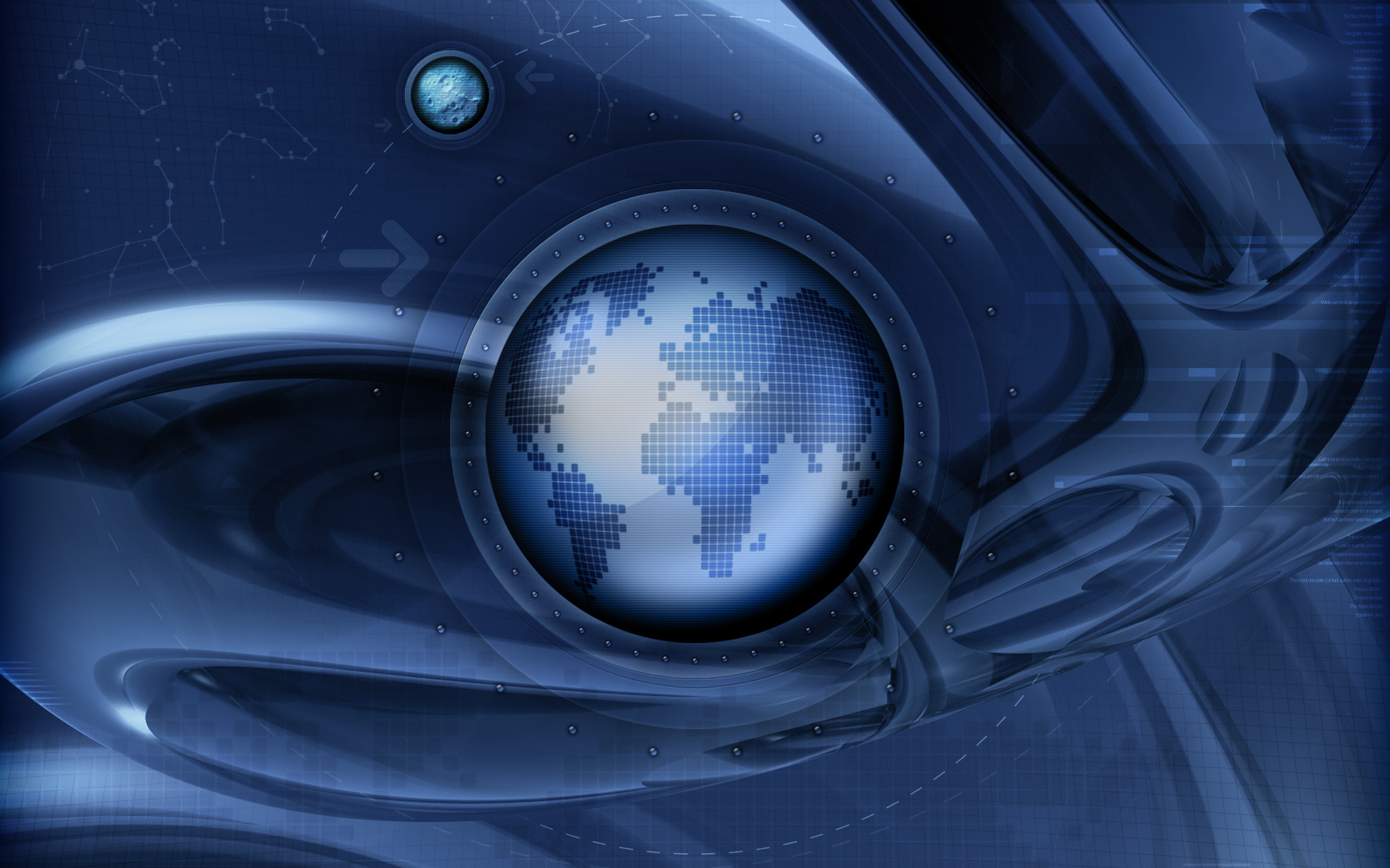 Digital World Wallpapers HD Wallpapers 2560x1600