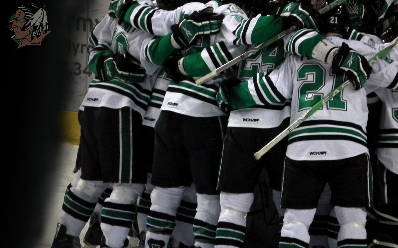 Fighting Sioux Backgrounds 1680x1050