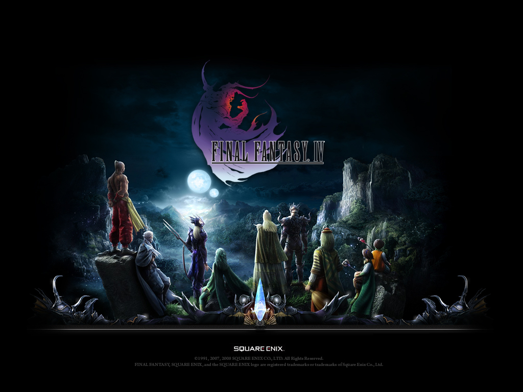 free psp themes wallpaper final fantasy wallpaper final fantasy a 1024x768
