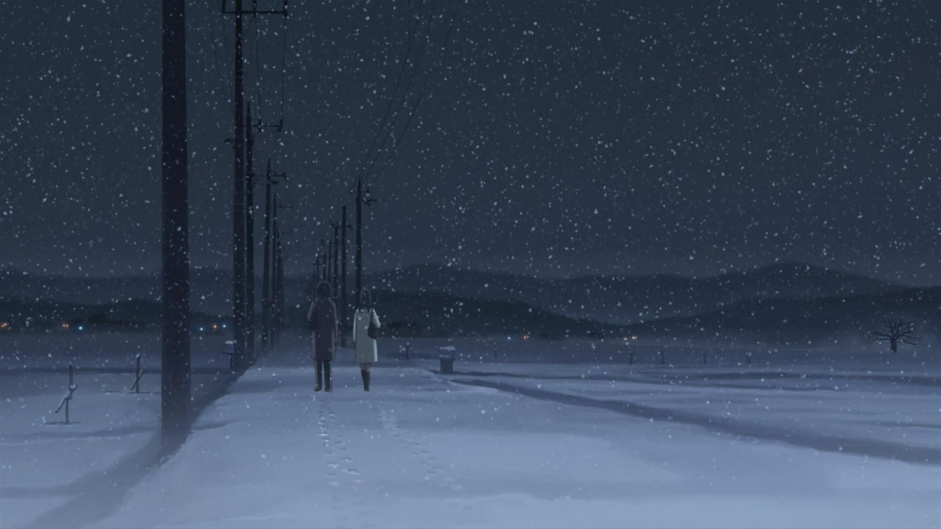 Free Download 5 Centimeters Per Anime 5 Centimeters Per Second