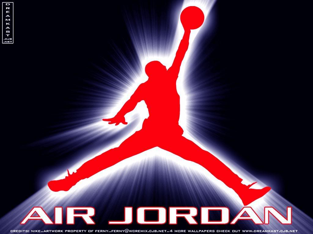 Michael Jordan Logo HD Wallpaper Sports Wallpapers 1024x768
