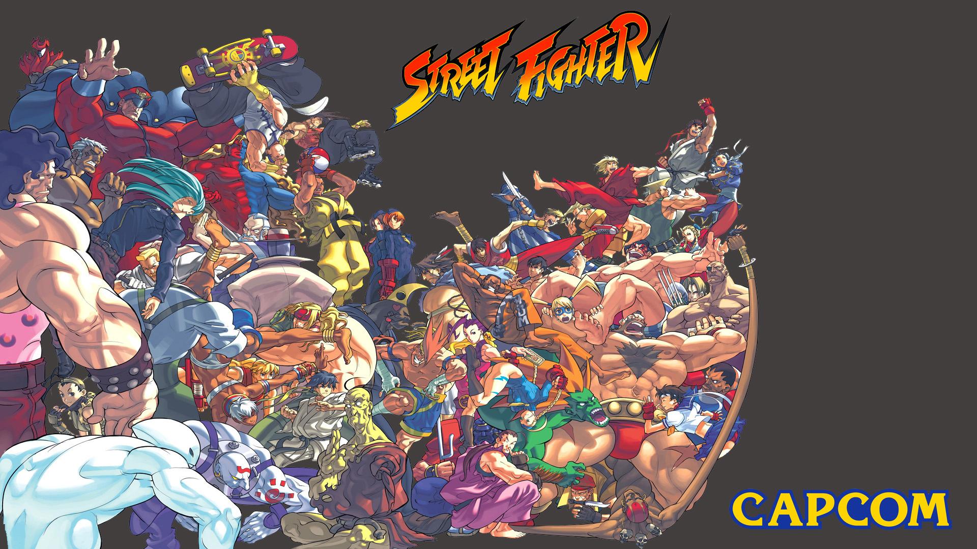 Street Fighter 5 Wallpaper: Street Fighter 5 HD Wallpaper