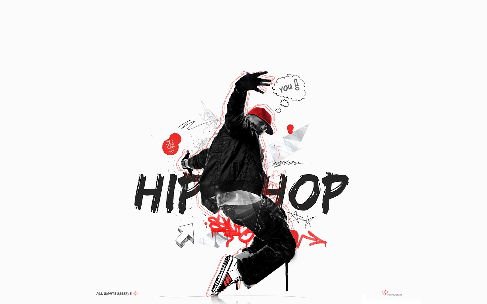 Hip Hop by PedroJ Bruno   urbannation 1600x1000
